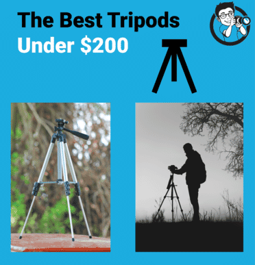 The Best Tripods Under 200 You Can Buy Right Now