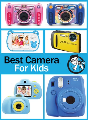 The Best Camera For Kids Of All Ages To Learn Photography With Photoworkout