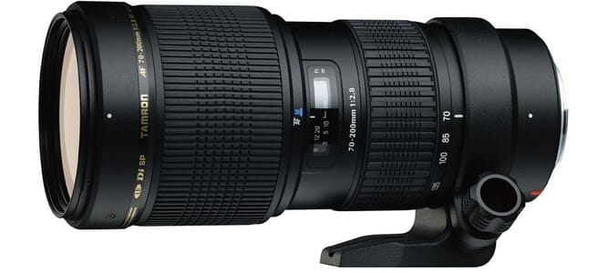 This lens covers a perfect focal length range for product photographers.