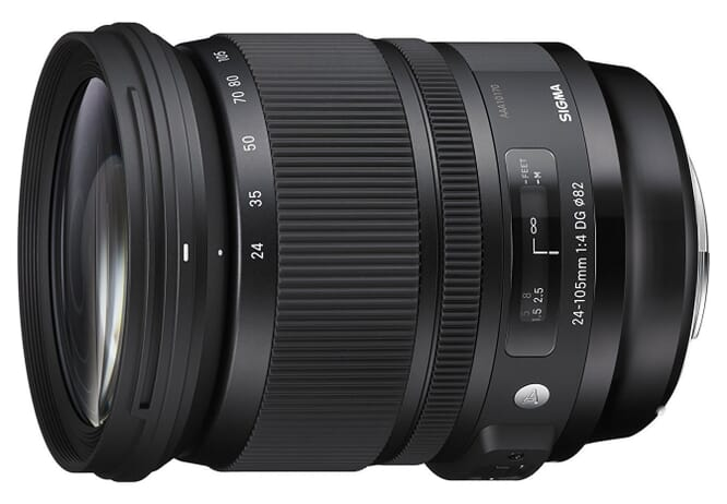 Sigma's ART lenses are optically sound so you can be sure you're getting stunning product photos.