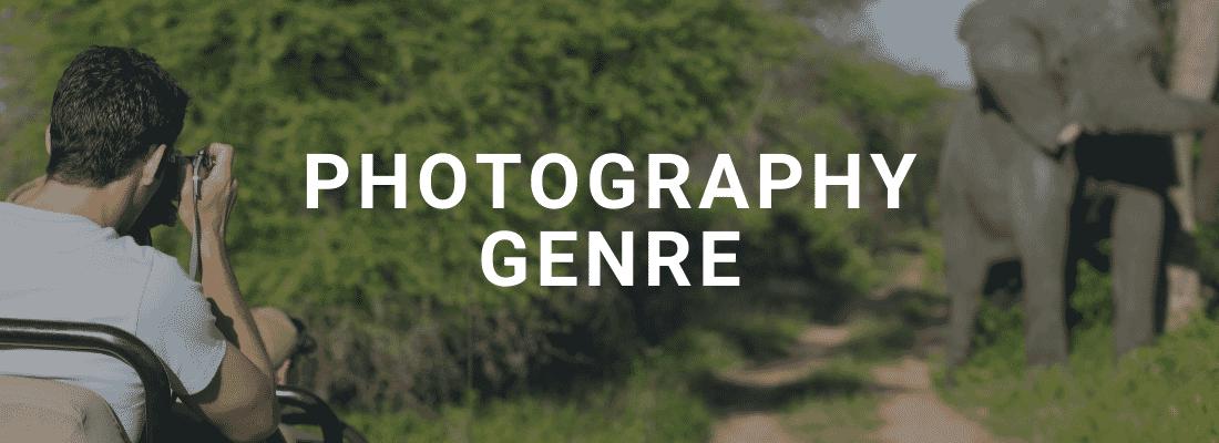 photography genre