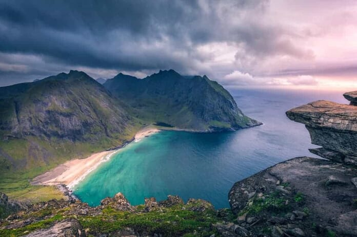Ryten, Norway, by Yuri Garneev