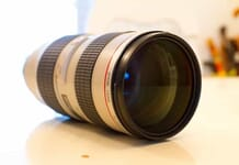 Kit Lens Upgrade