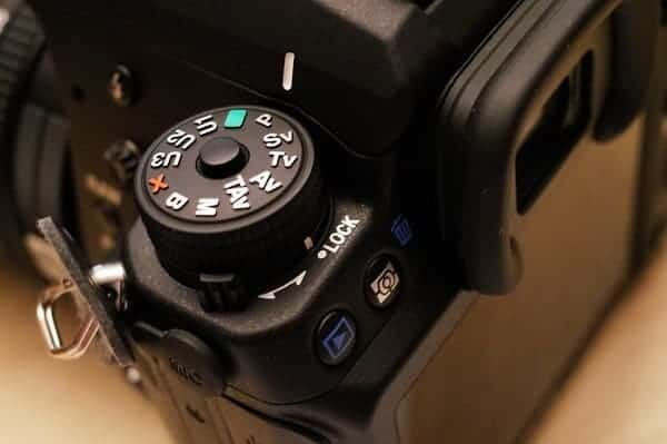 Working with Shutter Priority