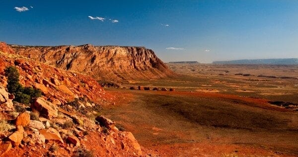 Desert landscape V