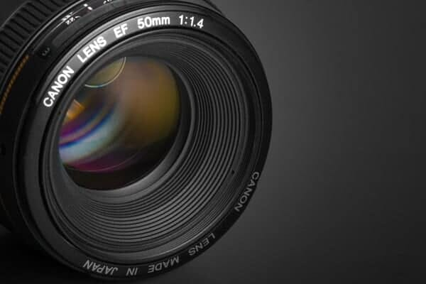 Prime Lens 50mm by Andreas Levers