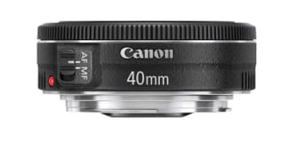 Review of Canon 40mm