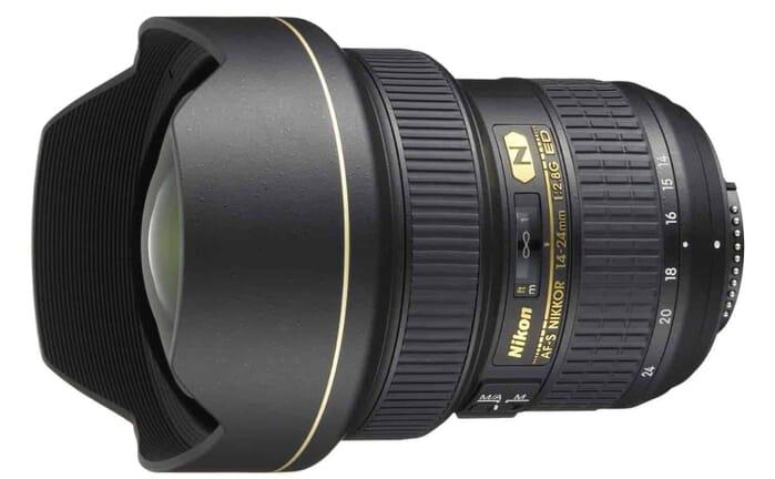 AF-S Nikkor 14-24mm f/2.8G ED