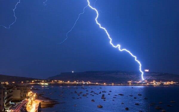 Ride the Lightning by Owen