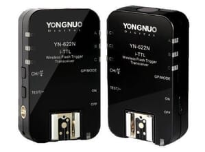 Yongnuo Transceivers for Nikon DSLR