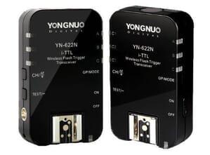Yongnuo Transceivers for Nikon DSLR