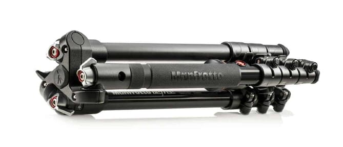 Manfrotto MKBFRA4-BH BeFree Compact Aluminum