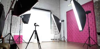 Studio Photogrphy Ligtning