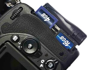 Best SD Card for Canon and Nikon