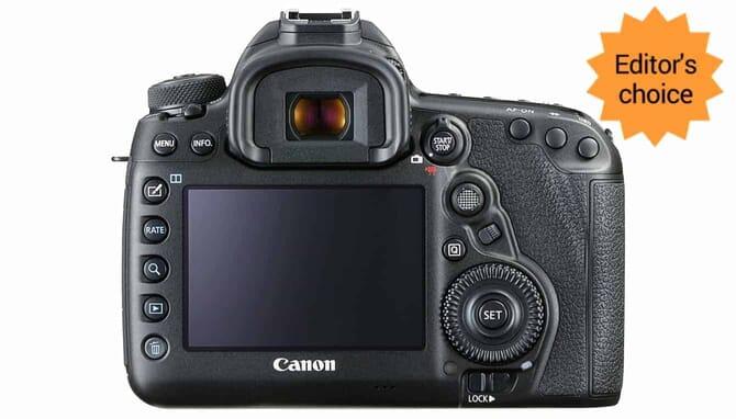 BEST VIDEO MAKING DSLR (2018), the Canon EOS 5D