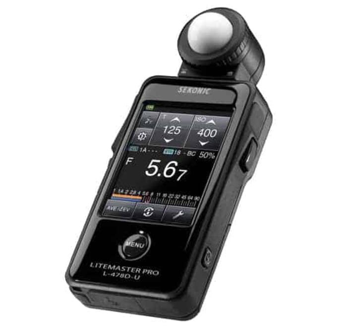Handheld Lightmeter (a Must-Have Pro Photography Accessory)