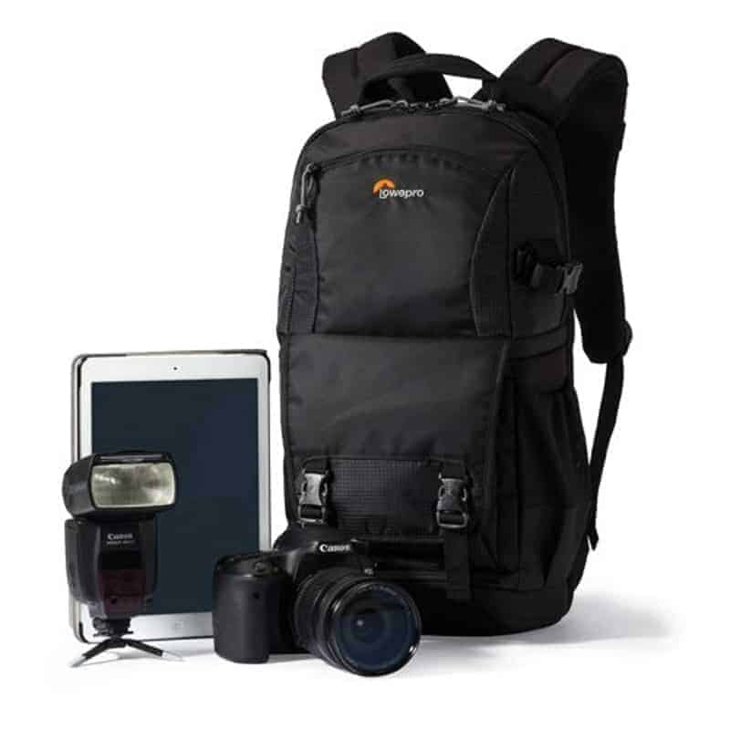 The Lowepro Fastpack BP 150 AW II