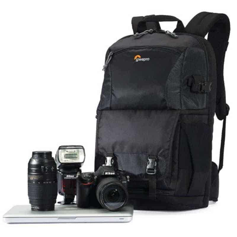 Best DSLR Bags: Lowepro Fastpack BP 250 AW II