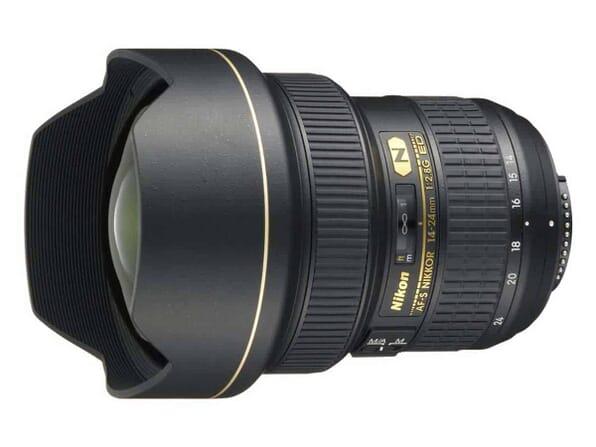 Nikon AF-S NIKKOR 14-24mm f 2.8G ED Lens