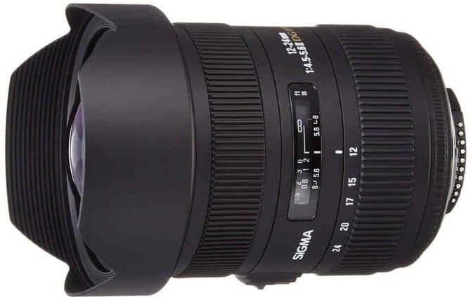 Sigma 12-24mm f 4.5-5.6 DG HSM II
