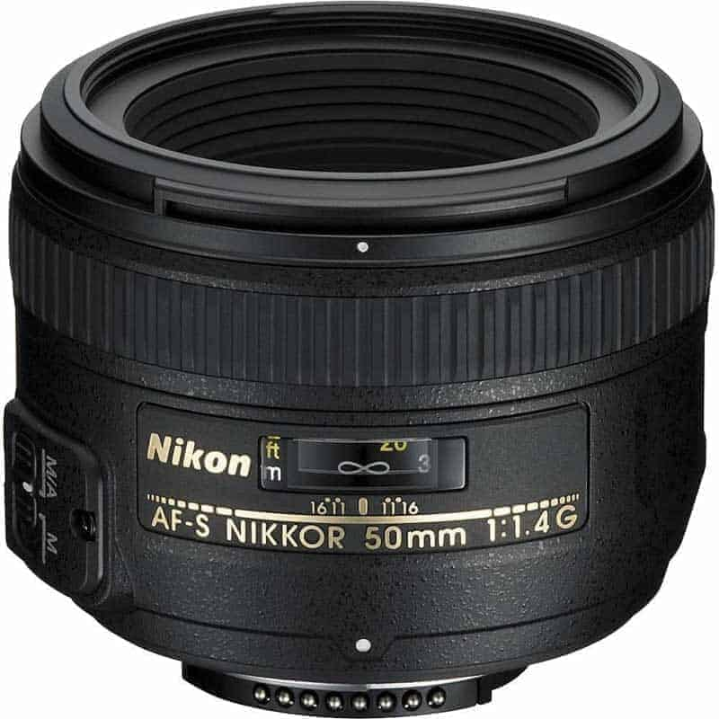 The Nikkor 50mm f/1.4G