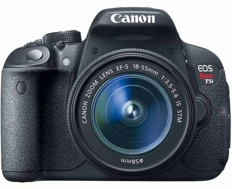 Stock Photography Equipment: An Entry Level DSLR is enough for your