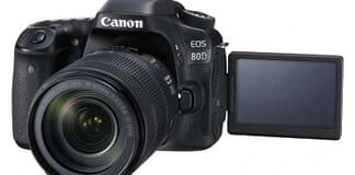 LCD EOS 80D