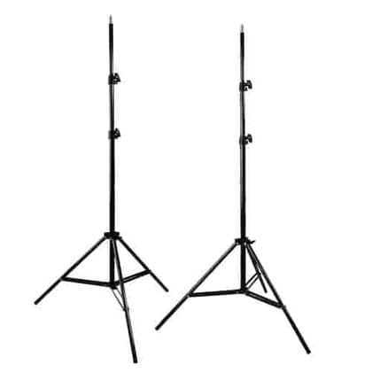 LimoStudio Lights Review: Light Stands