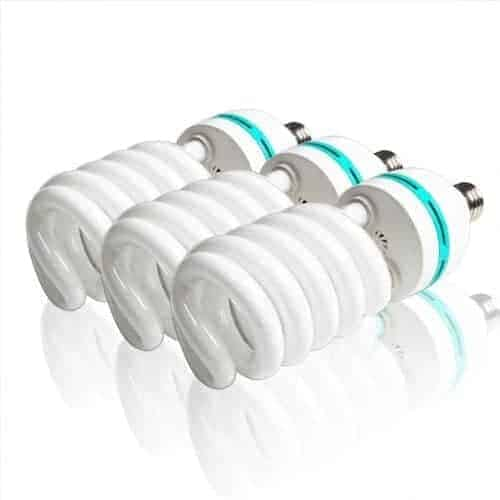 LimoStudio Lights Review: Bulbs