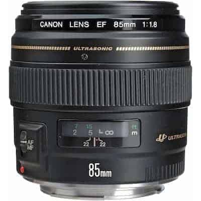 85mm f/1.8 USM