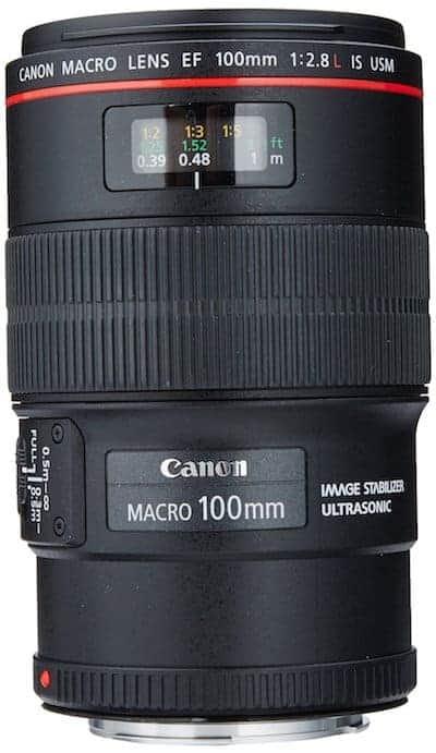 EF 100mm f/2.8 L Macro IS USM