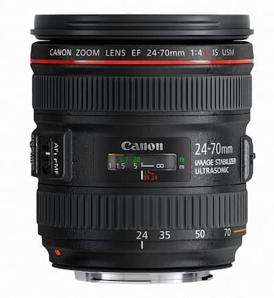 Canon 24-70mm f/4 L IS USM