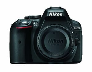 Best for your Photography Studio under $1,000 - the Nikon D5300 Body