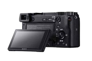 Sony Alpha a6300 Review LCD