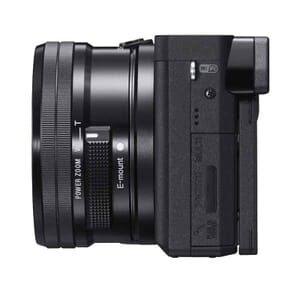 Sony Alpha a6300 Review View from Side