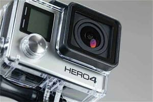 The GoPro Hero 4 Black #1 Best Seller in Body Mounted Video Cameras