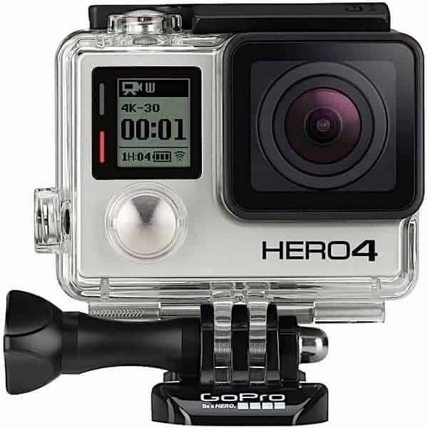 GoPro HERO4 BLACK - New GoPro 5 to come out in October 2016
