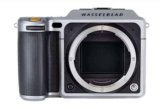 The Hasselblad X1D