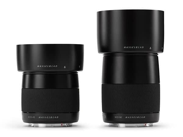 Hasselblad-XCD-New-90mm-45mm-Optics