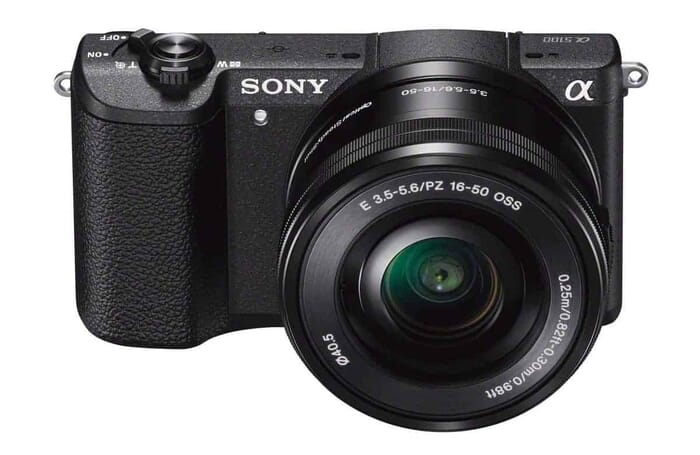 Sony a5100 16-50mm Mirrorless Digital Camera