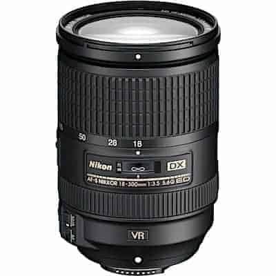 Nikon AF-S DX NIKKOR 18-300mm f:3.5-5.6G