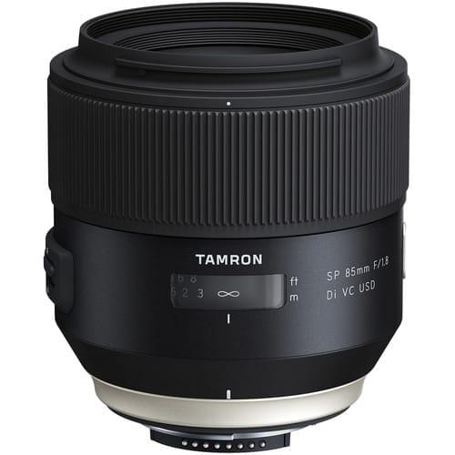 Tamron SP 85mm F/1.8