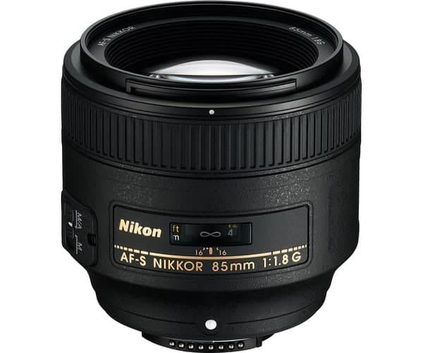 A Great Lens for the Nikon DX DSLRS like the D5500: The Nikon AF-S Nikkor 85mm f/1.8G