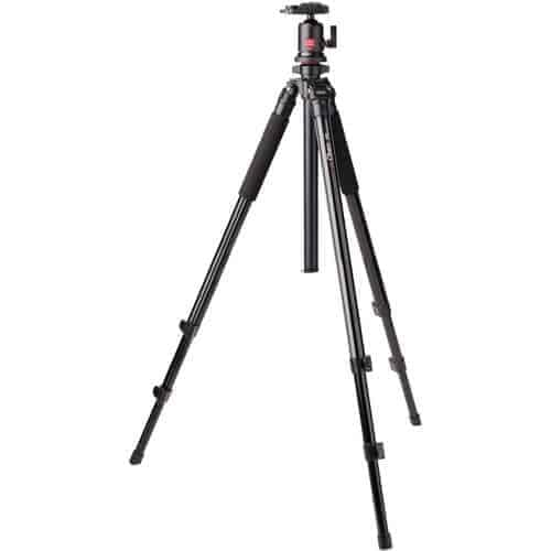 Oben AC-1361 3-Section Aluminum Tripod with BA-117 Ball Head