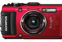 Olympus Stylus TOUGH TG-4 Digital Camera