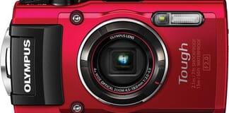Olympus Stylus TOUGH TG-4 Digital Camera