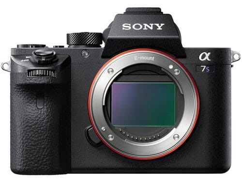Sony Alpha a7S II Mirrorless