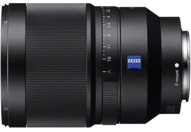 Sony Distagon T* FE 35mm f/1.4 ZA