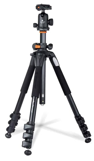The Vanguard Alta-Pro-264AB-100 Aluminum-Tripod Kit
