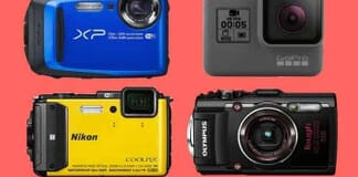 Best Waterproof Cameras in 2017